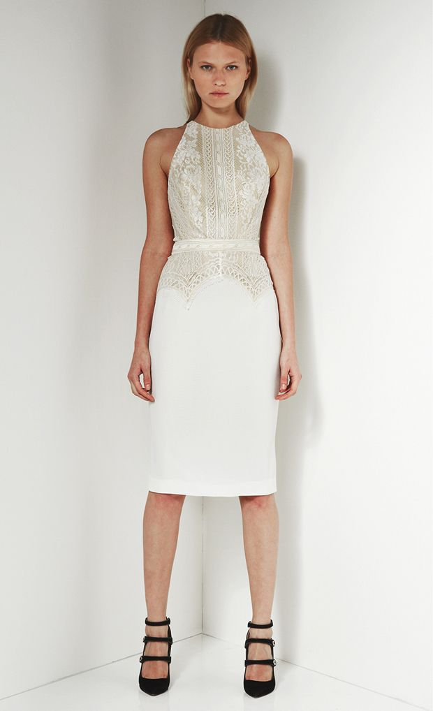 'Commune' Lace Dress. Email us at shop@loverthelabel.com