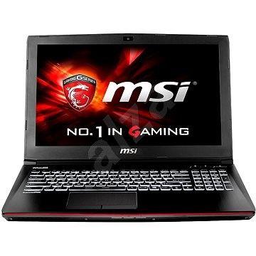 Notebook MSI GE62 6QC-095CZ Apache