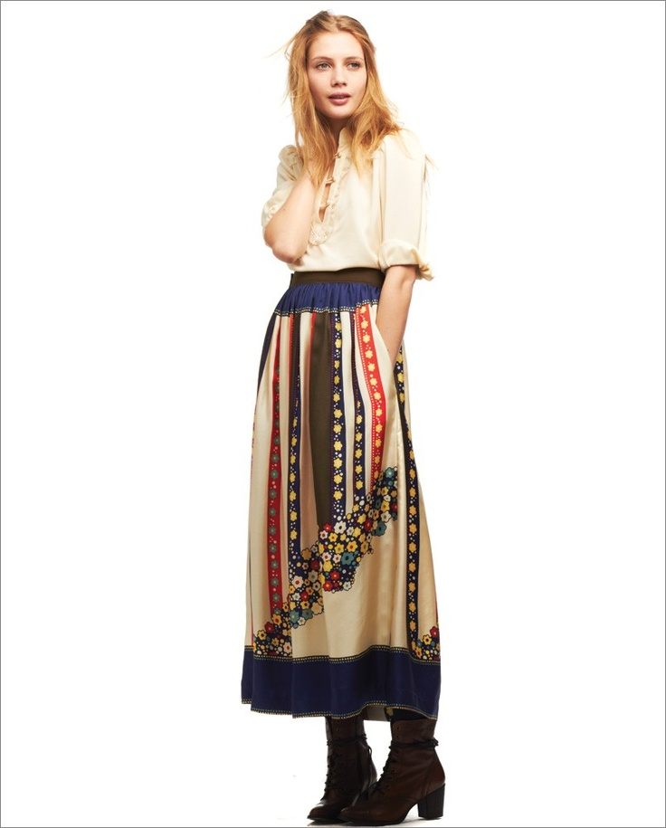 Lauren Moffatt Tecumseh Valley Skirt