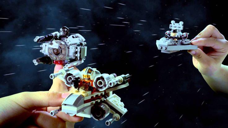 Lego festeggia lo Star Wars Day con i nuovi set Star Wars Microfighters http://leganerd.com/2014/05/02/lego-starwars-microfighters/ -- Lego celebra 15 anni dalla nascita della linea di mattoncini dedicata a Star Wars e si unisce ai festeggiamenti per il 37esimo anniversario della saga cinematografica che ha appassionato milioni di persone in tutto il mondo lanciando sul mercato italiano LEGO® Star Wars™ Microfighters.  #lego #starwars #legostarwars #microfighters #sharetheforce
