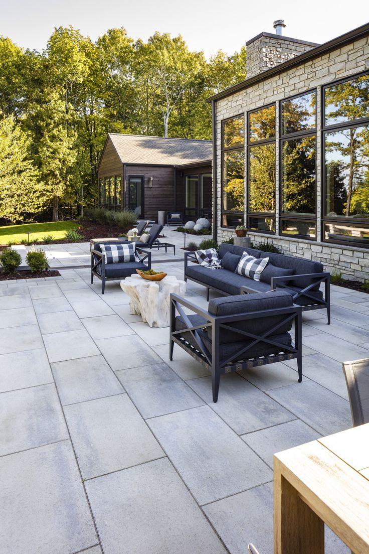 Modern Rustic Backyard Inspiration