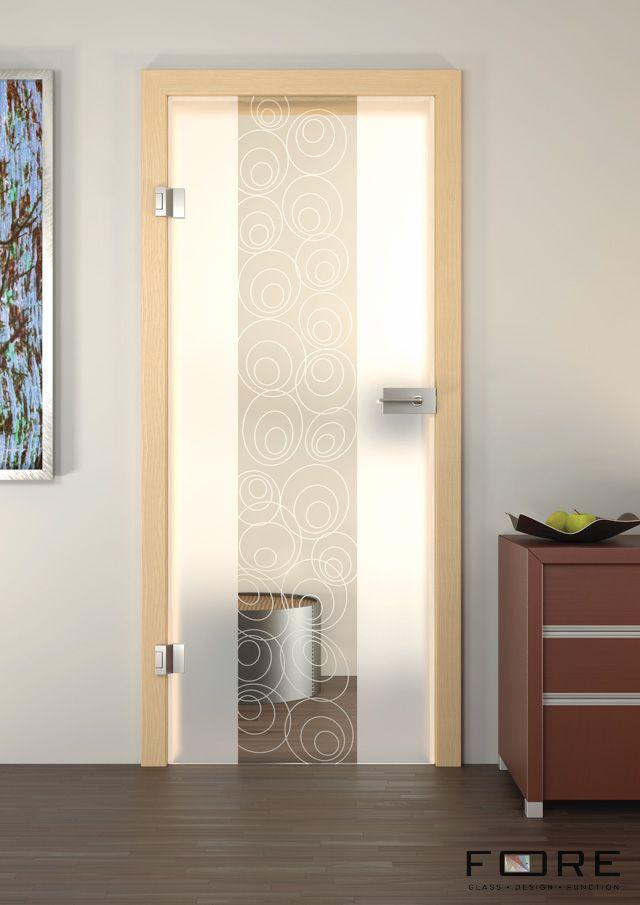 Drzwi szklane Sand 01, glass doors, www.fore-glass.com, #drzwi #drzwiszklane #drzwiwewnetrzne #szklane #glassdoor #glassdoors #interiordoor #glass #fore #foreglass #wnetrza #architektura