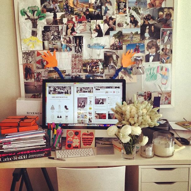 Home inspiration from Tash Sefton (They All Hate Us)