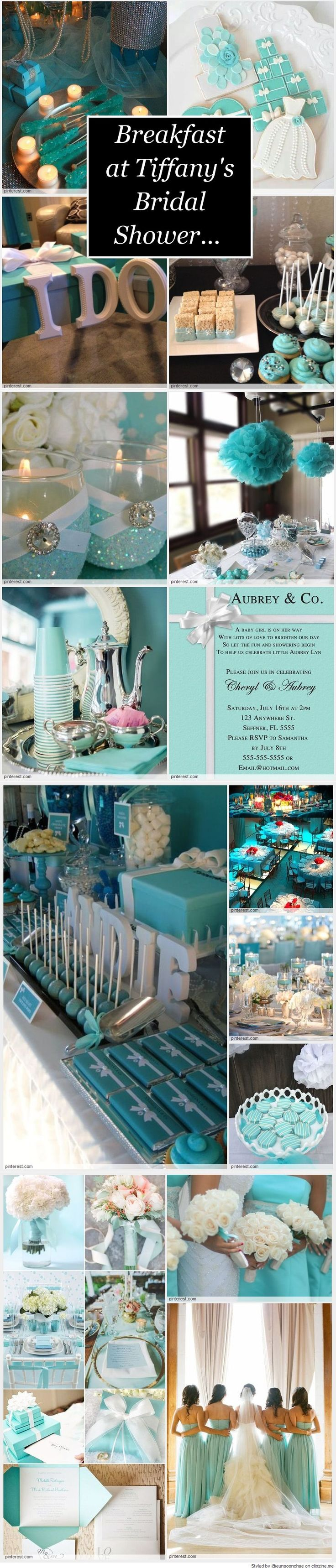 Breakfast at Tiffany's Bridal Shower                                                                                                                                                                                 More