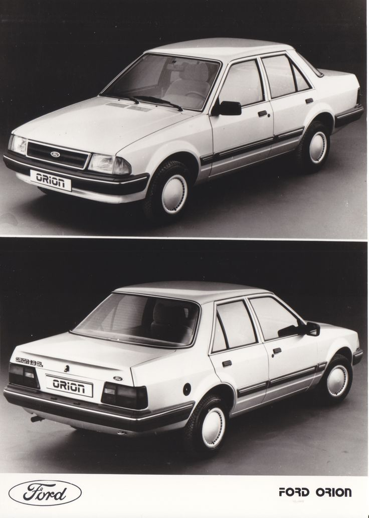 1984 Ford Orion