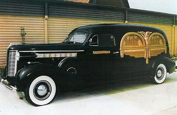 hearse  | Re: 1938 Flxible Hearse Hearse. 'Nuff said, lol. The details make up for the slightly off (from my typical) styling.