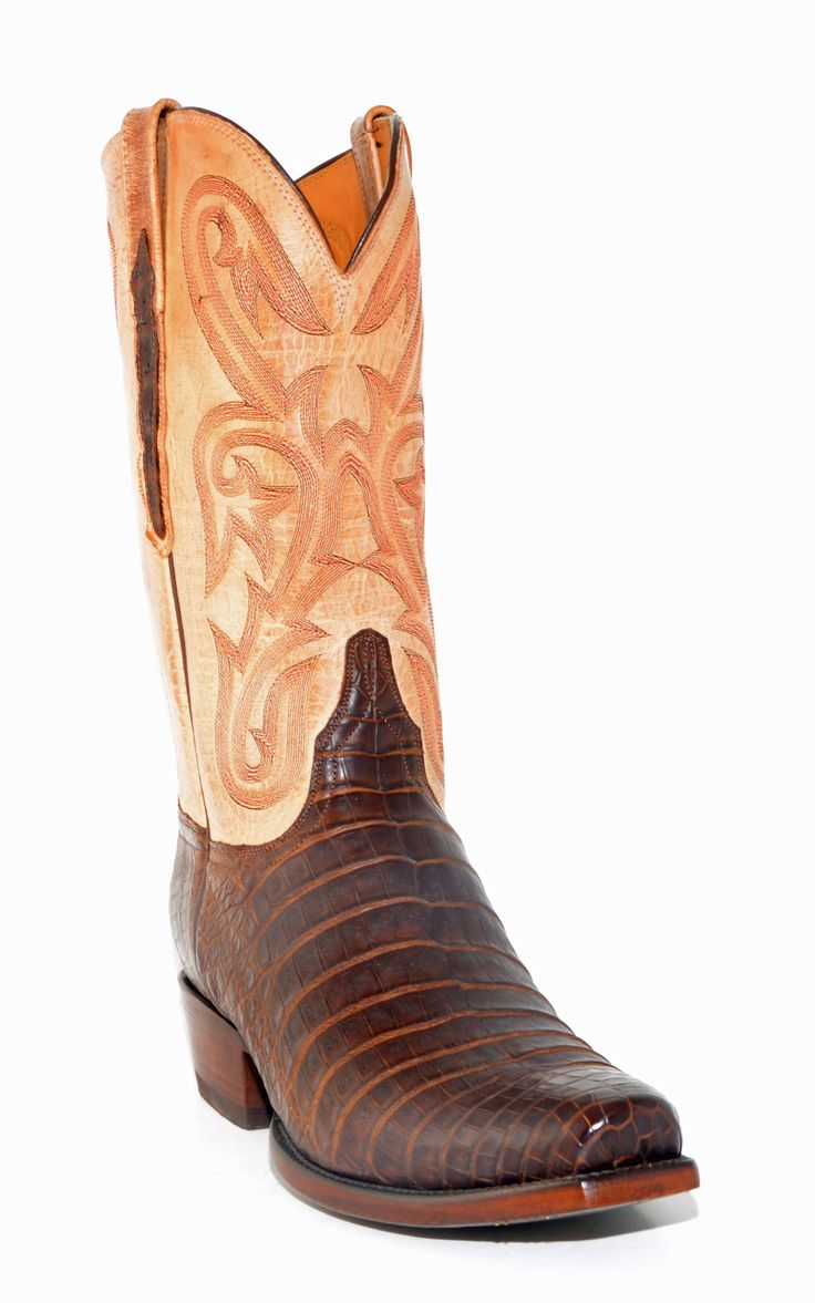 L1455   Allens Boots   Men's Lucchese