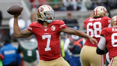 Colin Kaepernick to the Texans? Team has talked about it