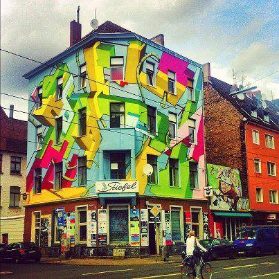 Zülpicher Straße   Köln / Cologne  Germany