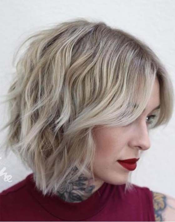 15 Easy Short Choppy Bob Haircuts 2018 Hair Choppy Haircuts