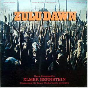 Elmer Bernstein - Zulu Dawn: buy LP at Discogs