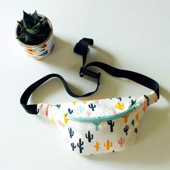 bumbag sewing pattern waist bag fanny pack festival boho
