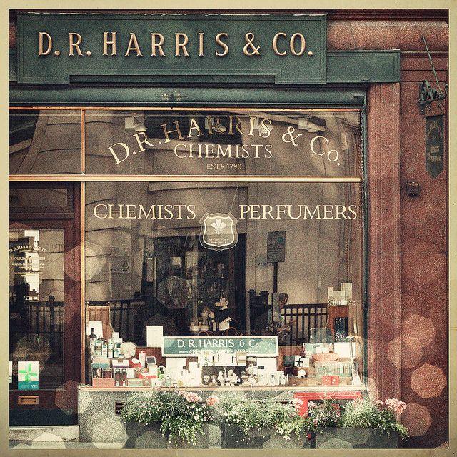.: Stores Front, Teas Shops, Shops Window, Facade, London Shops, Cafe, London Living, Apothecaries, Shops Front