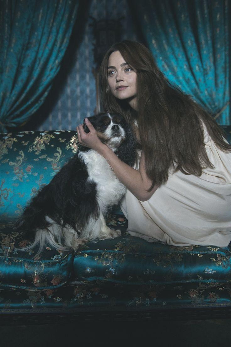 Victoria and Dash - Jenna Coleman