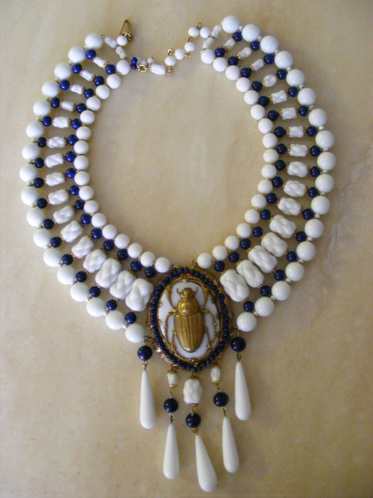 240 Best Images About Miriam Haskell Jewelry On Pinterest