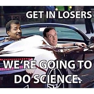 So … when can we all hang out? | 15 Times Bill Nye And Neil DeGrasse Tyson Were The Definition Of Friendship