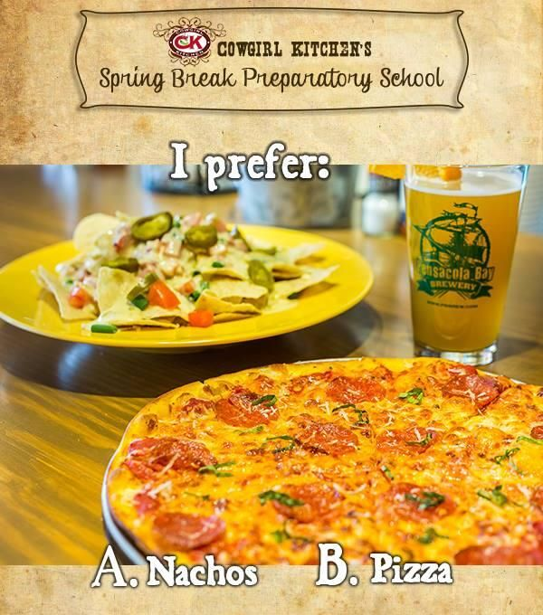 Cowgirl Kitchen on | Pizzas and Food