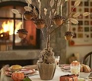 Festive Thanksgiving Kids Table - Make the kids feel Special too :)