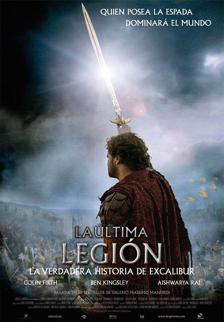 2007 - La última legión - The Last Legion - tt0462396