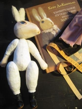 Удивительное рождение кролика Эдварда - Ярмарка Мастеров - ручная работа, handmade