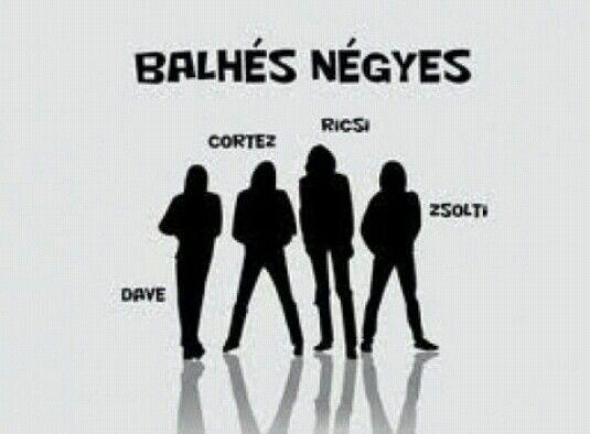 Dave ,Cortez ,Ricsi ,Zsolti