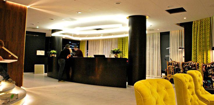 Her få du en eksklusiv sniktitt på Thon Hotell Rosenkrantz Oslo!