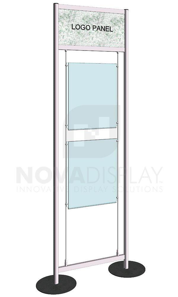 Versa Module Free Standing Display Kit Kfmr 018 In 2020 Modular Display Display Display Stand