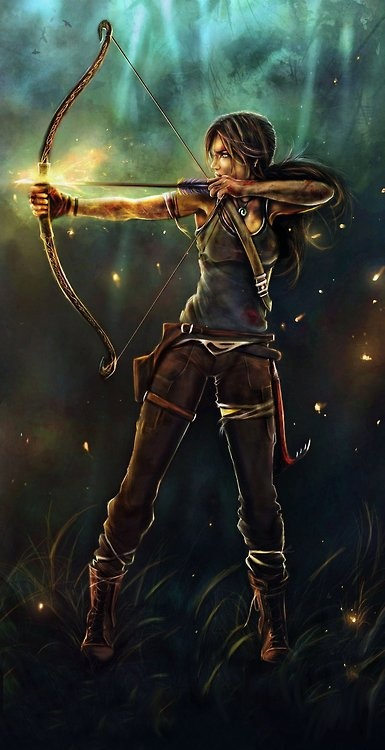 Tomb Raider Lara croft (I am a great fan since 1997)