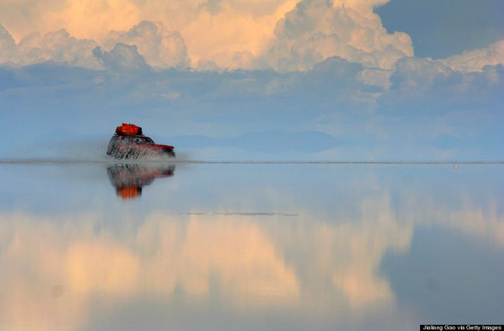 These Mind-Boggling Photos Of Bolivia's Salt Flats Will Make You Actually Want To Wander The Desert