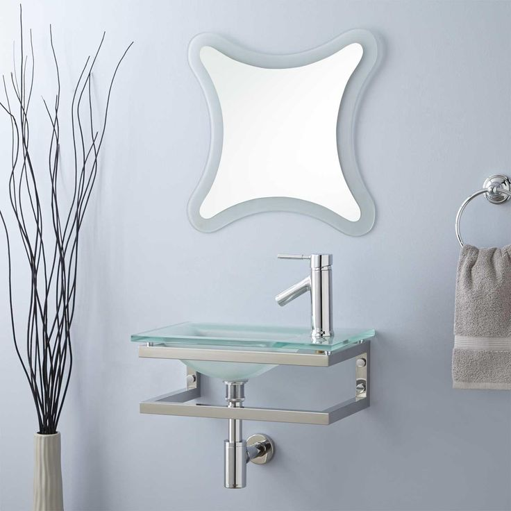 Best 25 glass sink ideas on pinterest architects near for Yesler wall mount glass sink