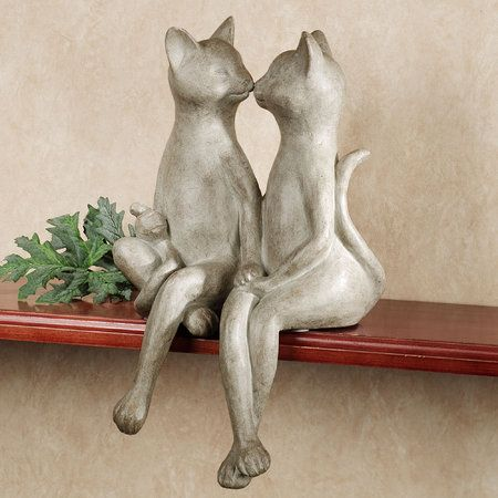 Kissing Hand Table Sculpture 7