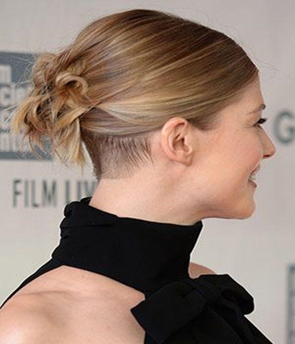 ... short hair updo for short hair long hair undercut hairstyles the