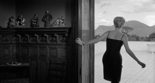 L'Avventura (1960, Michelangelo Antonioni) / Cinematography by Aldo Scavarda