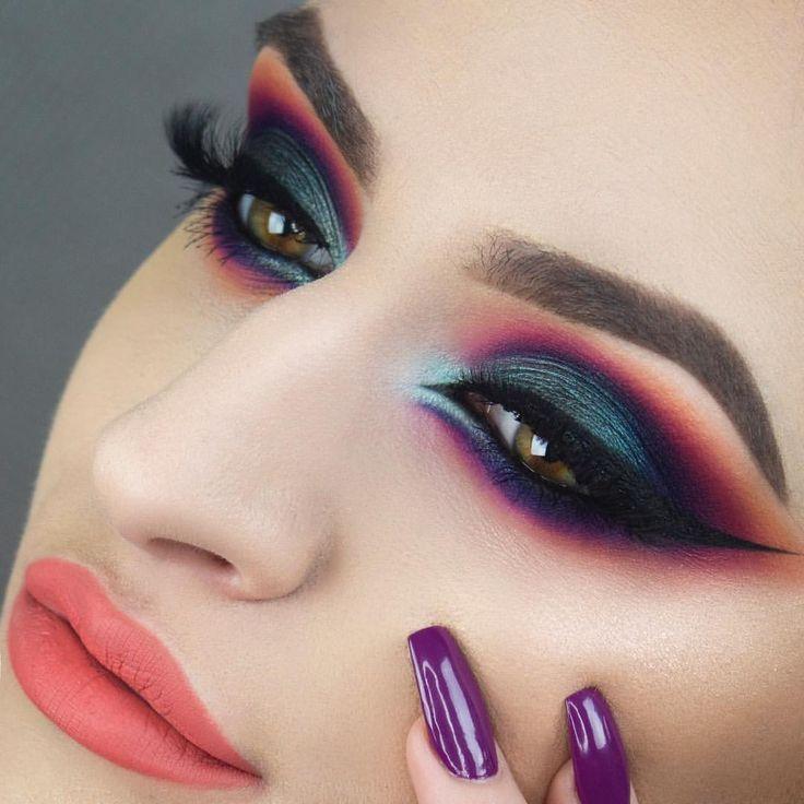 Makeup Ideas Smokey Eye Makeup Eye Makeup Halloween Eye Makeup