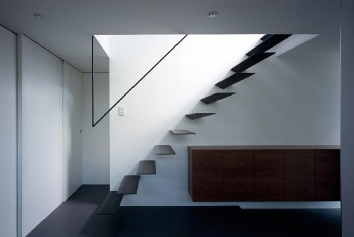 10 Radical Japanese Staircases : Remodelista