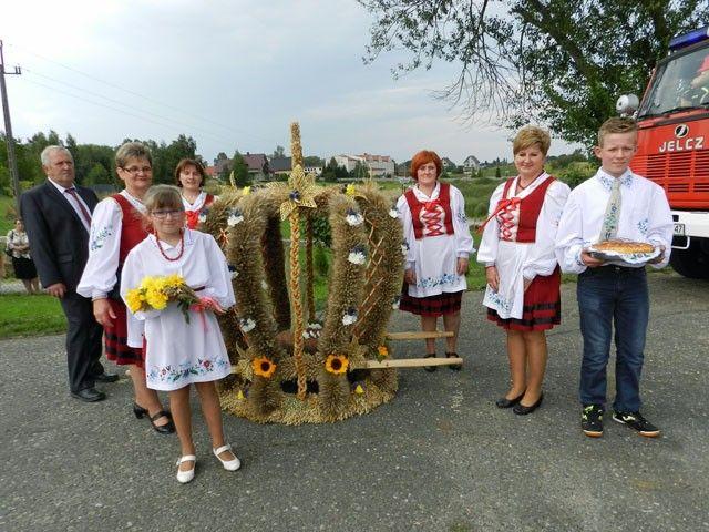 Przodkowo. Święto Plonów i turniej sołectw - Kartuzy.info