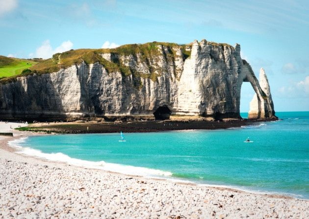 An insider's guide to Normandy in northern France, including the main attractions to visit on holiday, the best towns and villages to live in, the local food and drink specialities, and buying property in Normandy
