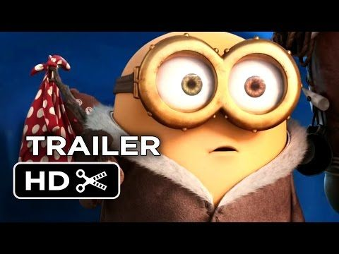 Minions Official Trailer #1 (2015) - Despicable Me Prequel HD - YouTube