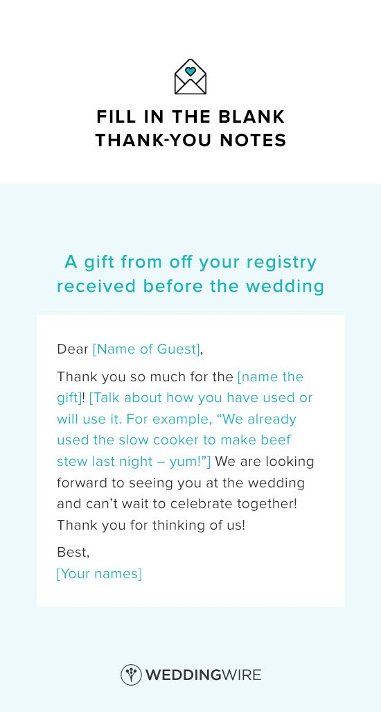 12 best ~ Wedding Thank You Examples ~ images on Pinterest Wedding - best of thank you letter format wedding