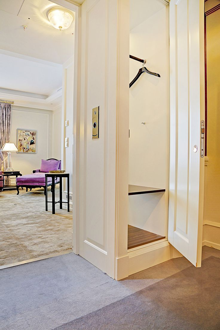 Vahle Doors - Butlers cupboard, Hotel d'Angleterre Copenhagen