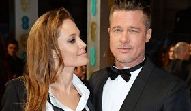 Brad Pitt's Cars Spotted On Driveway Of Estranged Wife, Angelina Jolie