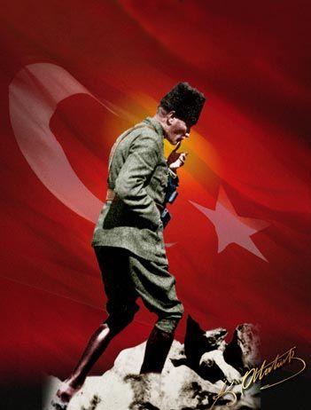 En Güzel Renkli ve Siyah Beyaz Atatürk Resimleri - Sayfa 2 - Vazgecmem.NET