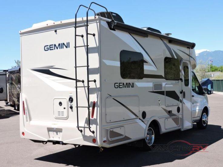 Used 2018 Thor Motor Coach Gemini 23TK Motor Home Class C