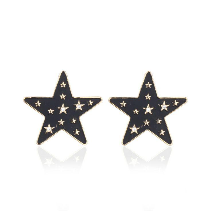Yıldız Yağmuru Küpe #küpe #earring #moda #fashion #trend #stars #yıldız #takı #accessory #aksesuar #stil #style #elegant #trend #stilish