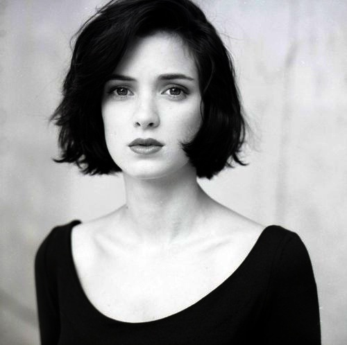 once upon a time, there was an angel - Winona Rider