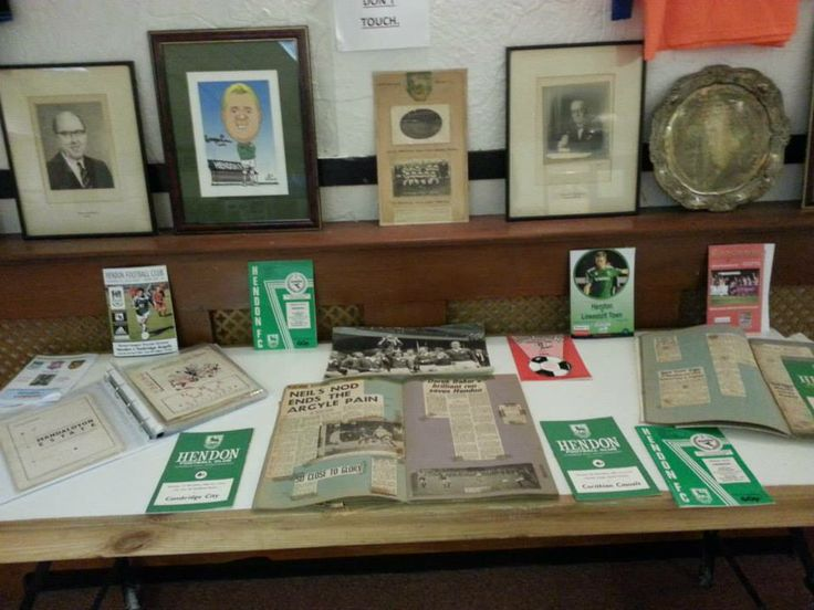 Another range of photos, programmes and cuttings showcasing our glorious past.