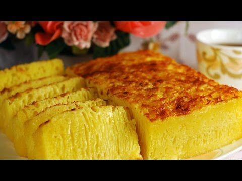 Resep dan Cara Membuat Kue Bika Ambon Lembut Khas Medan