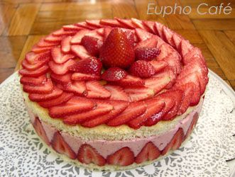 Strawberry Mousse CakeBeautiful Strawberries, Cake Collection, Dessert Recipes, Mousse Cake, Cake Photos, Strawberries Cake, Summer Desserts Recipe, Strawberries Mousse, Delicious Food