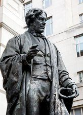 Michael Faraday, British physicist
