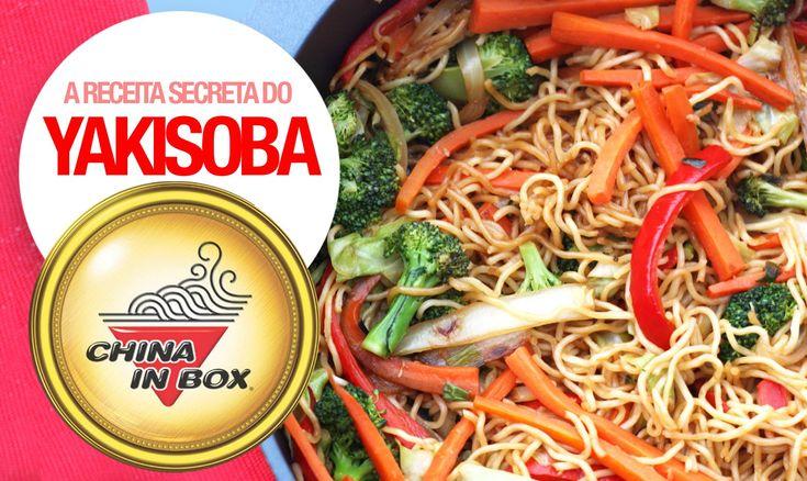 Como Fazer Yakissoba do China in box (Super fácil - Vegan) 84#VegetariRANGO